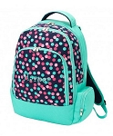 Personalized Confetti Dots Big Kid Size Backpack
