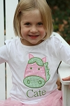 "Child's Personalized ""Pony"" Applique Shirt"