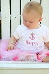 Personalized Child's Anchor Shirt
