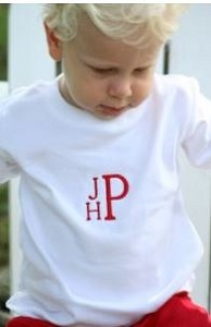 Personalized Child's Shirt