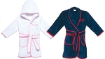 Monogrammed Velour Terry Robe-Infant and Children's Sizes