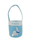 Personalized Peter Rabbit Easter Basket