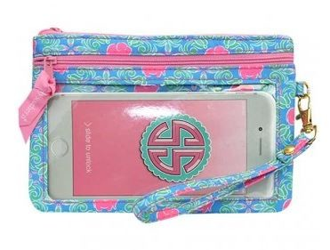 Simply Southern Elevine Style Phone Wristlet