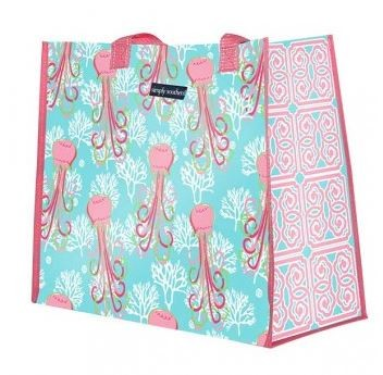 Simply Southern Jellyfish Tote bag