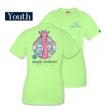 Simply Southern Stand Tall youth T-Shirt
