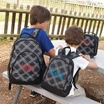 Personalized Cruz Big Kid Size Backpack