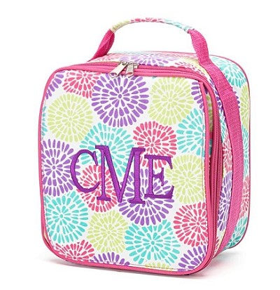 Personalized Bloom  Child's Lunchbox