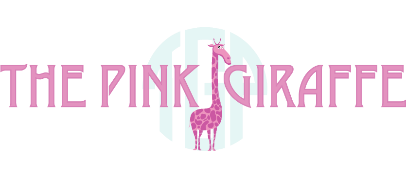 The Pink Giraffe Logo
