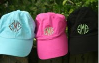 Ladies Personalized Ball Cap