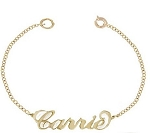 Personalized Nameplate Bracelet