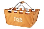 Personalized Orange Mini Market Tote