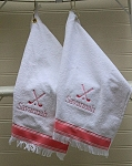 Monogrammed Golf & Tennis Towel