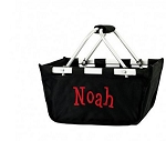 Personalized Mini Black Market Tote