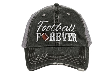 Katydid Football Forever Hat