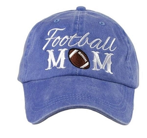 Katydid Football Mom Hat