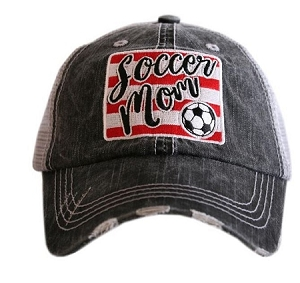 Katydid Soccer Mom Hat