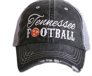 Katydid Tennessee Football Hat