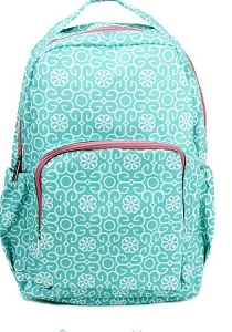 Adorable Mary Square Mint design backpack