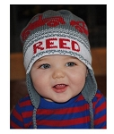 Personalized Automobile Design Child's Winter Hat