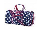 Monogrammed Sail Away Duffle Bag