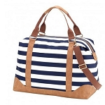 Monogrammed Sawyer Overnight Bag