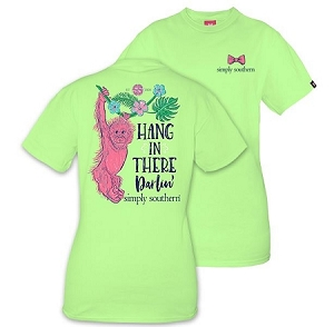 Simply Southern Hang In There T-Shirt