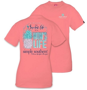 Simply Southern Mom's Life T-Shirt