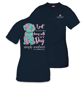 Simply Southern Hang with my Dog T-Shirt