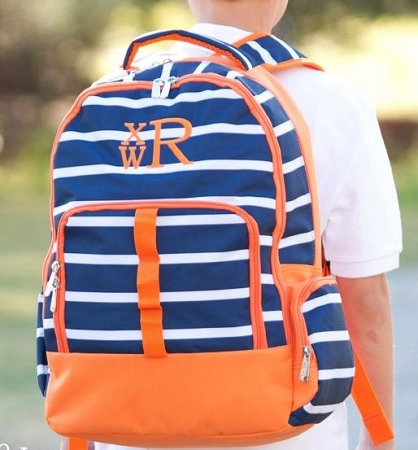 Personalized Line up Design Backpack