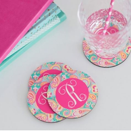 Customized Coaster set of 4