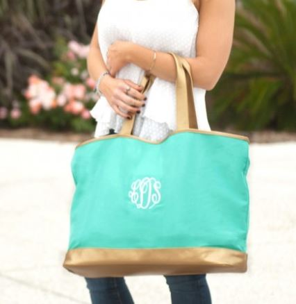 Beautiful Cabana Tote Bag
