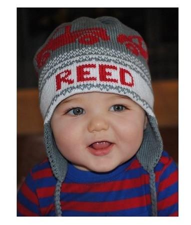 0655b31da6371 Personalized Automobile Design Child s Flap Winter Hat