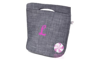 Monogrammed Mini Lizzi Insulated Bag